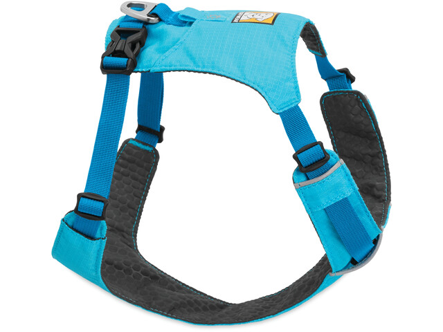 Ruffwear Hi & Light Baudrier, blue atoll